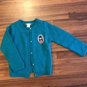 Little Marc Jacobs cardigan sweater